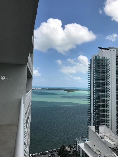 Miami Rental For Rent: 1200 Brickell Bay Dr #3921