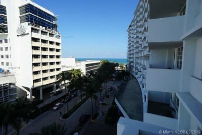 Miami Beach Condo For Sale: 100 Lincoln Rd #608