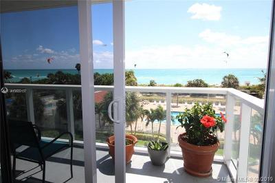 Miami Beach Condo For Sale: 2457 Collins Ave #404