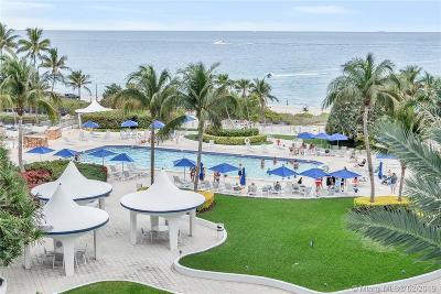 Miami Beach Condo For Sale: 5151 Collins Ave. #719