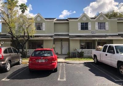 Hialeah Condo For Auction: 17455 NW 67th Ct #C-17