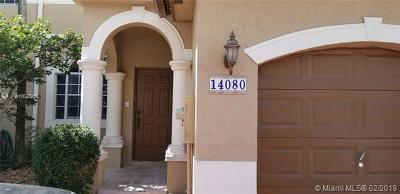 Miramar Condo For Sale: 14080 SW 51st Ct #14080