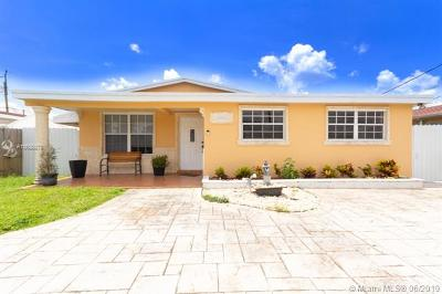 Miami Single Family Home For Sale: 8880 SW 34th St