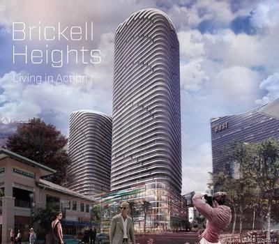 Brickell Height, Brickell Heights, Brickell Heights 2, Brickell Heights Condo W, Brickell Heights East, Brickell Heights East Con, Brickell Heights East Cond, Brickell Heights East Towe, Brickell Heights West, Brickell Heights West Con, Brickell Heights West Cond Rental Leased: 45 SW 9th Street #2806