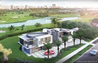 Miami Beach Single Family Home For Sale: 6089 Alton Rd