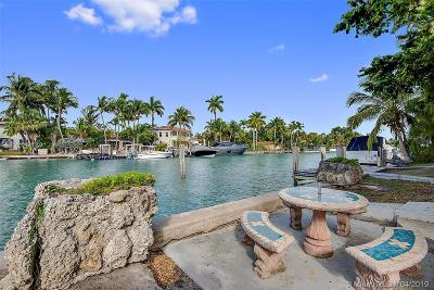 Bay Harbor Islands Condo Sold: 9720 W Bay Harbor Dr #7