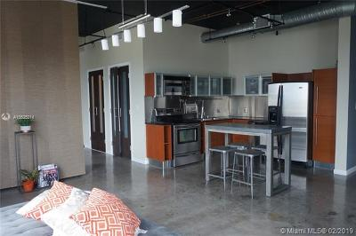 Neo Condo, Neo Loft, Neo Lofts, Neo Lofts Condo Rental For Rent: 10 SW South River Dr #1213