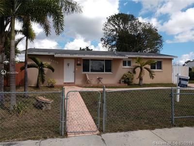 Homestead Single Family Home For Sale: 14375 SW 297th Ter