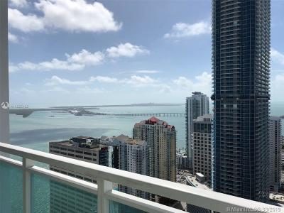 Condo For Sale: 950 Brickell Bay Dr #4703