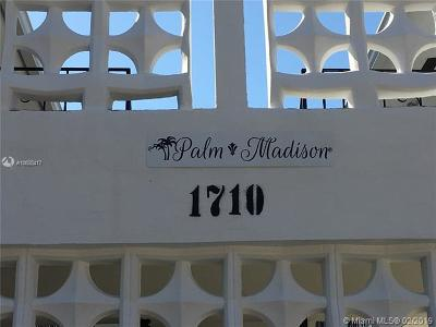 Hollywood Condo For Sale: 1710 Madison St #1
