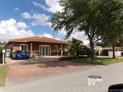 Hialeah Single Family Home For Sale: 291 E 38th St