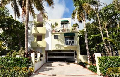 Miami Beach Condo For Sale: 1614 Euclid Ave #33