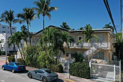 Miami Beach Condo For Sale: 717 Espanola Way #112