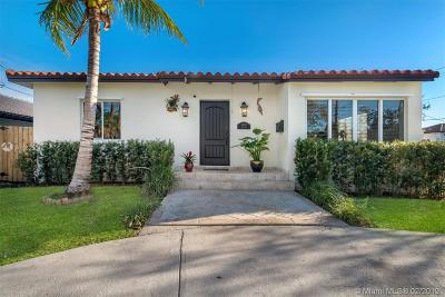 Miami Single Family Home For Sale: 6040 SW 27th St