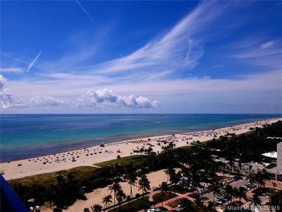 Miami Beach Condo For Sale: 2201 Collins Ave #1604