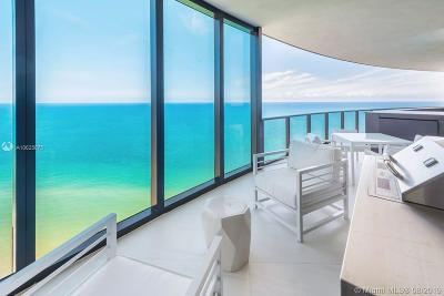 Sunny Isles Beach Rental For Rent: 18555 Collins Ave #3401