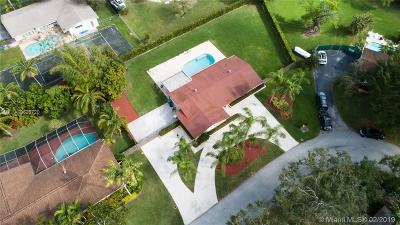 Miami Single Family Home For Sale: 9721 SW 121st St