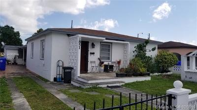 Miami Multi Family Home For Sale: 1851 NW 36th Ave