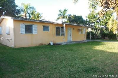 Single Family Home For Sale: 14350 SW 284th St