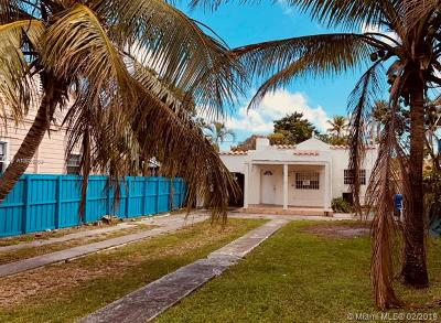 Miami Multi Family Home For Sale: 2637 NW 23rd Ave