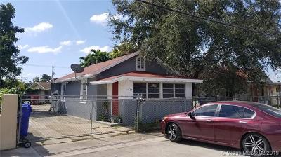 Miami Multi Family Home For Sale: 1924 NW 18th Ter