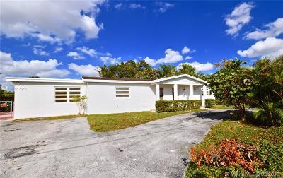 Miami FL Single Family Home For Sale: $475,000
