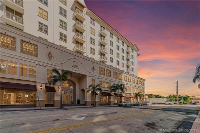 Coral Gables Condo For Sale: 2030 S Douglas Rd #610