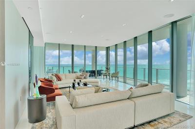 Aventura, Bal Harbour, Bay Harbor Islands, Coconut Grove, Coral Gables, Miami Beach, Pinecrest, South Miami, Sunny Isles Beach, Surfside, Williams Island Condo For Sale: 17475 Collins Ave #1001