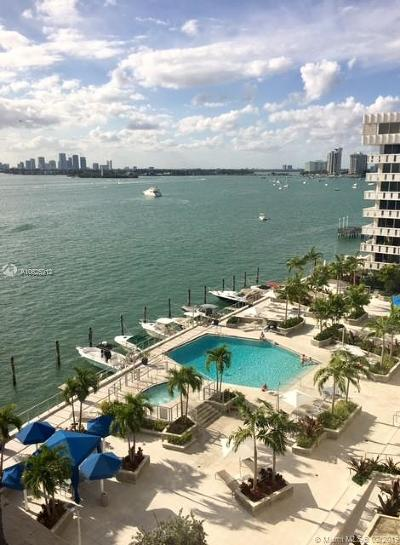 Miami Beach Rental Leased: 800 West Ave #809