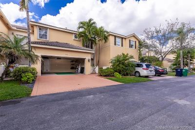 Doral Single Family Home For Sale: 5464 NW 112th Pl