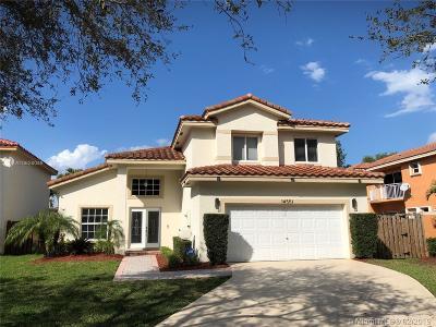 Davie Single Family Home Sold: 14551 Vista Verdi Rd