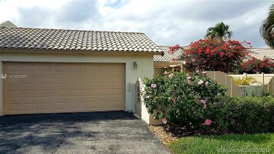 Boca Raton Single Family Home For Sale: 861 Camino Gardens Lane #A