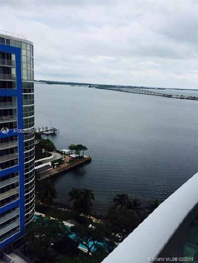Skyline, Skyline At Brickell, Skyline Brickell, Skyline On Brickel, Skyline On Brickell, Skyline/Brickell, Skyline On Brickell Condo Condo For Sale: 2101 Brickell Ave #1404