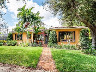 Miami Springs Single Family Home Sold: 364 Navarre Dr