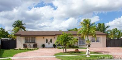Miami Single Family Home For Sale: 2800 SW 118th Ave