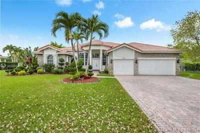 Cooper City Single Family Home For Sale: 12981 Country Glen Dr