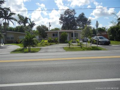 West Park Single Family Home Sold: 3630 SW 40th Ave