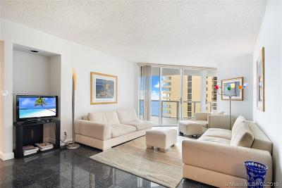 Sunny Isles Beach Rental Leased: 16425 Collins Ave #912