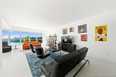Bay Harbor Islands Condo For Sale: 9102 W Bay Harbor Dr #3D