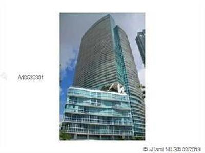 Marina Blue, Marina Blue Condo, Marina Blue Condominium, Marinablue, Marinablue Condo Rental For Rent: 888 Biscayne Blvd #3704