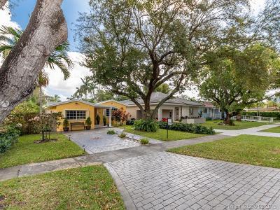 Miami Springs Single Family Home Sold: 533 Mokena Dr