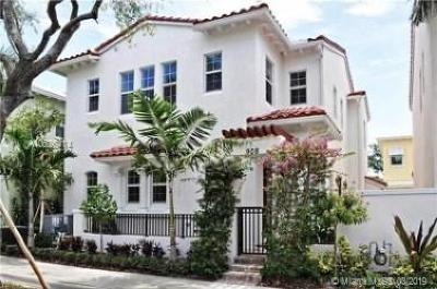Fort Lauderdale Single Family Home For Sale: 908 NE 17th Way