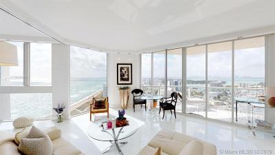 Miami Beach Condo For Sale: 7330 Ocean Ter #2603 S-C