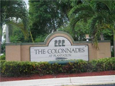 Colonnade At Dadeland SE, Colonnade At Dadeland SW, Colonnades Condo Condo For Sale: 731 NW 92nd Ave #731