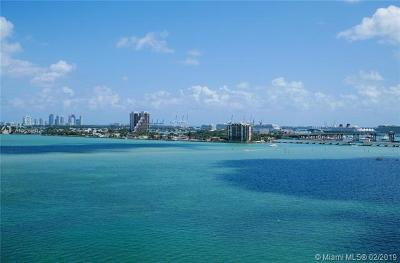 New Wave Condo, New Wave Condominium Rental For Rent: 725 NE 22nd St #12A