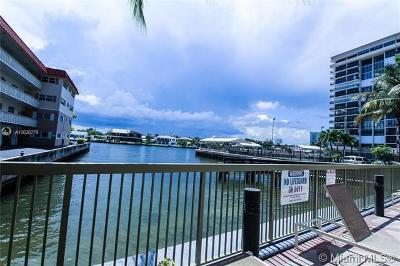 Hallandale Condo For Sale: 2067 S Ocean Dr #TH5
