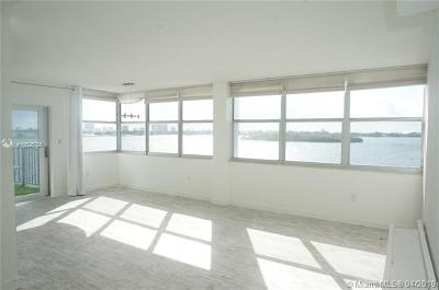 North Miami Condo For Sale: 11930 N Bayshore Dr #403