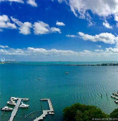 Miami Condo For Sale: 1581 Brickell Ave #1405
