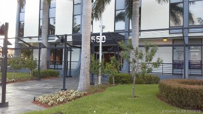 North Miami Commercial For Sale: 12550 Biscayne Blvd #209