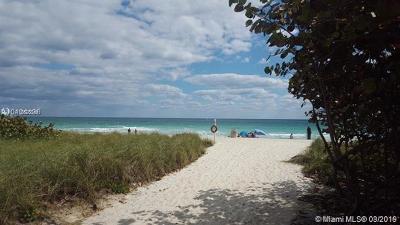 Spiaggia, Spiaggia Condo, Spiaggia Ocean, Spiaggia Ocean Condo Rental For Rent: 9499 Collins Ave #210